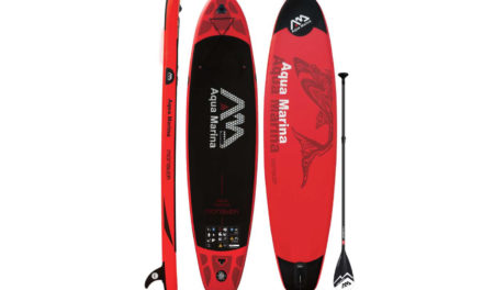 Aqua Marina MONSTER paddleboard recenze